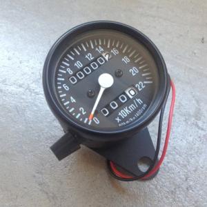 mini-speedometer