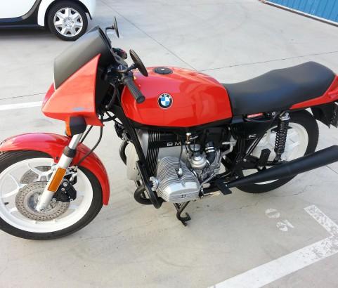 BMW R65LS, 1982