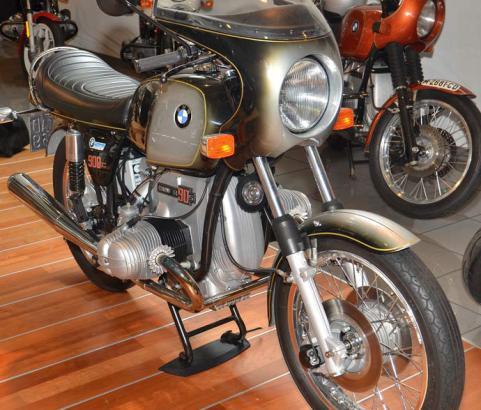 BMW R90S 1973