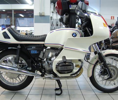 BMW R100RS Motorsport 1978