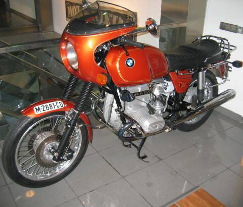 BMW R75/7 1977