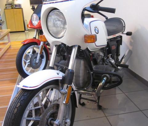 BMW R100S MOTORSPORT 1978