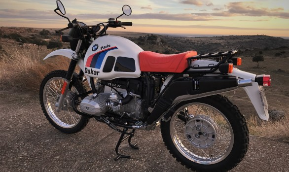 BMW R80 G/S PARIS DAKAR
