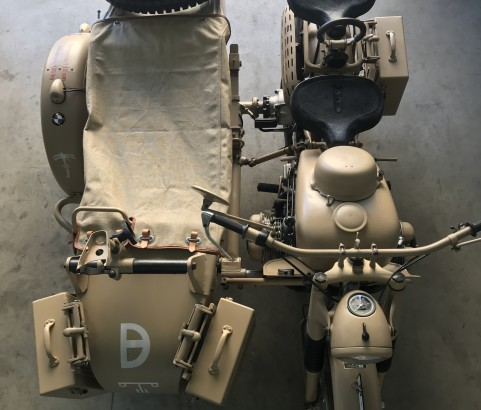 BMW R75 WH 1943